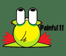 or parakeet english sticker #9812154