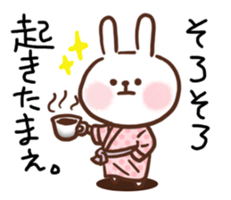 Little Rabbit Greetings sticker #9818811
