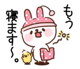 Little Rabbit Greetings sticker #9818821