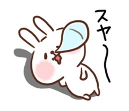Little Rabbit Greetings sticker #9818824