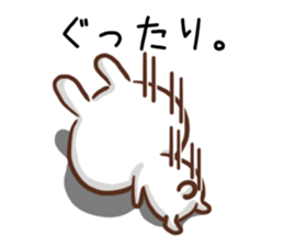 Little Rabbit Greetings sticker #9818825