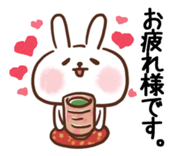 Little Rabbit Greetings sticker #9818835