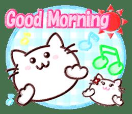 Pastel Cats sticker #9822760