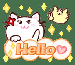 Pastel Cats sticker #9822761