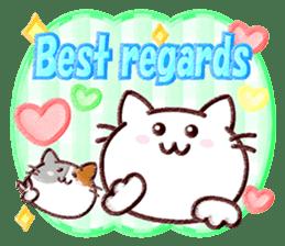 Pastel Cats sticker #9822762