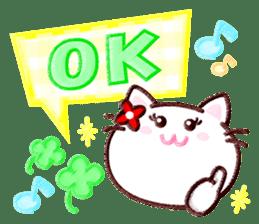 Pastel Cats sticker #9822763