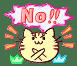Pastel Cats sticker #9822764