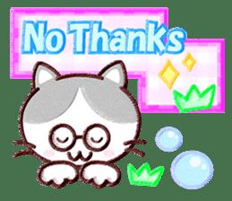Pastel Cats sticker #9822769