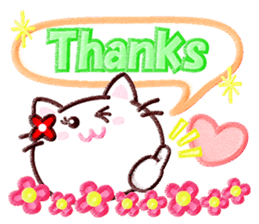 Pastel Cats sticker #9822771