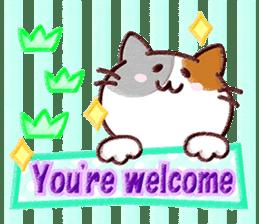 Pastel Cats sticker #9822772