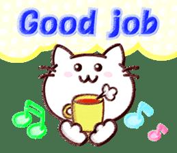 Pastel Cats sticker #9822773
