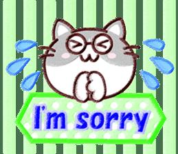 Pastel Cats sticker #9822775