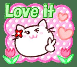 Pastel Cats sticker #9822776