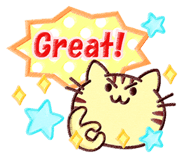 Pastel Cats sticker #9822778