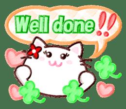 Pastel Cats sticker #9822781