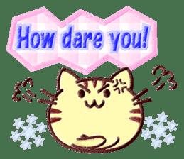 Pastel Cats sticker #9822786