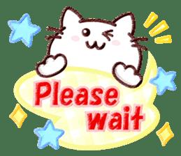 Pastel Cats sticker #9822788