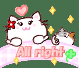 Pastel Cats sticker #9822789