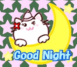 Pastel Cats sticker #9822799