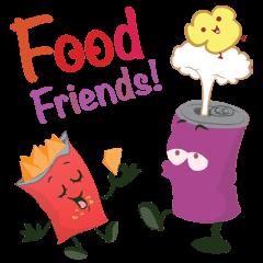 Food Friends!