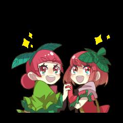 Fruit kids!