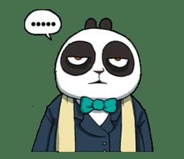 Wanara: Big Boss Panda sticker #9839296