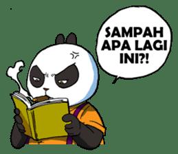 Wanara: Big Boss Panda sticker #9839313