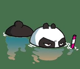 Wanara: Big Boss Panda sticker #9839317