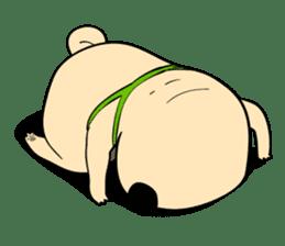 Mao Whatta Pug sticker #9840634