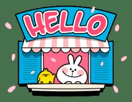 "Spoiled Rabbit ""Spring"" sticker #9846616"