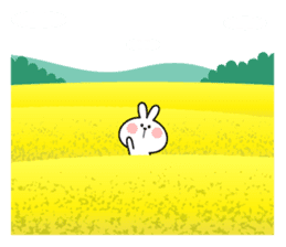 "Spoiled Rabbit ""Spring"" sticker #9846618"