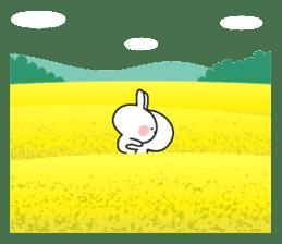 "Spoiled Rabbit ""Spring"" sticker #9846619"