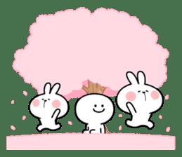 "Spoiled Rabbit ""Spring"" sticker #9846621"