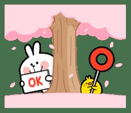 "Spoiled Rabbit ""Spring"" sticker #9846622"