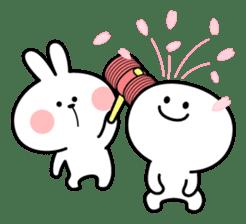 "Spoiled Rabbit ""Spring"" sticker #9846625"