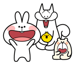 "Spoiled Rabbit ""Spring"" sticker #9846626"