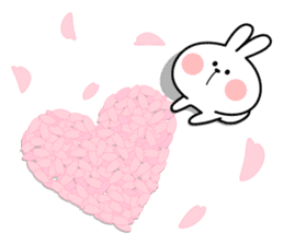 "Spoiled Rabbit ""Spring"" sticker #9846628"