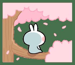 "Spoiled Rabbit ""Spring"" sticker #9846632"
