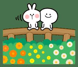 "Spoiled Rabbit ""Spring"" sticker #9846634"