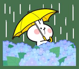 "Spoiled Rabbit ""Spring"" sticker #9846635"