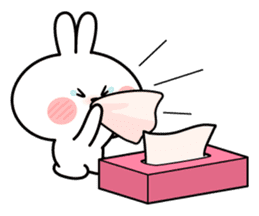 "Spoiled Rabbit ""Spring"" sticker #9846640"