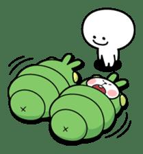 "Spoiled Rabbit ""Spring"" sticker #9846646"