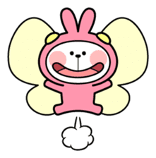 "Spoiled Rabbit ""Spring"" sticker #9846649"