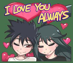 Jun Lemon (Be My Valentine) sticker #9851057