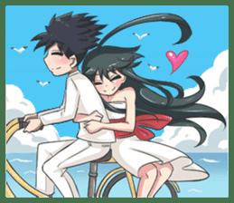 Jun Lemon (Be My Valentine) sticker #9851071