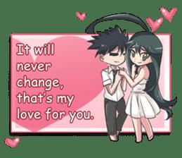 Jun Lemon (Be My Valentine) sticker #9851078