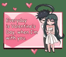 Jun Lemon (Be My Valentine) sticker #9851082
