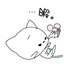 nyasuke sticker #9856693