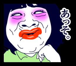 Joshi! Joshi! Joshi! sticker #9857464