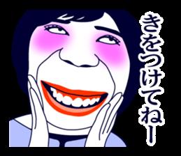 Joshi! Joshi! Joshi! sticker #9857486